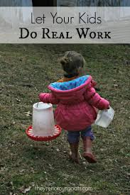best ideas about kids our kids my children let your kids do real work