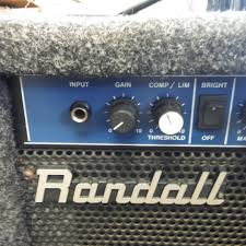 used randall rkb bass amp watts bass amps music go round used randall rkb 25 bass amp 25 watts