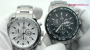 Обзор мужских <b>часов Swiss military</b> by chrono Speed 20095ST-<b>2M</b> ...