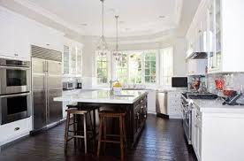 Small Picture Dark Wood Floors White Kitchen Cabinets Winda 7 Furniture