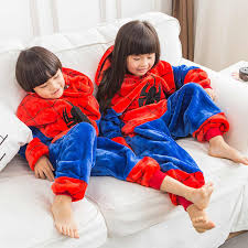 <b>Kids</b> Animal Pajama Unisex Boy Girl Cartoon Pyjama <b>Minions</b> ...