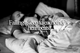 Image result for sleeping together tumblr