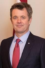 Frederico, Príncipe Herdeiro da Dinamarca