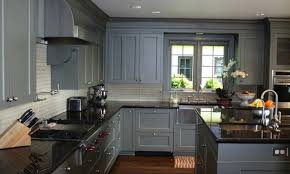 Grey Stained Kitchen Cabinets Gray Stained Kitchen Cabinets Design Pictures A1houstoncom