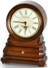 Кварцевые интерьерные <b>часы Rhythm</b>. Выгодные цены – купить ...