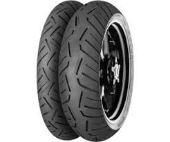 Buy <b>Continental Conti Road Attack 3 110/80</b> R19 59V from £107.80 ...