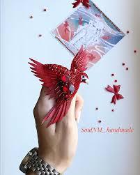 Ваши заказы ❣️Яркий <b>красный попугай</b>❣️был сделан по ...