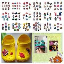 Wholesale 1000pcs <b>PVC</b> Shoe Charms Ornaments Shoes ...