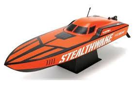 <b>ProBoat Stealthwake</b> 23 Brushed Deep-V купить
