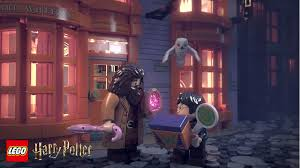 Welcome to the Magical Diagon Alley™ – <b>LEGO Harry Potter</b> ...
