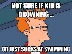 Lifeguard :) on Pinterest | Swimmers, Pools and Funny Golden ... via Relatably.com