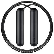 Умная <b>скакалка Tangram Smart</b> Rope черный – купить в интернет ...