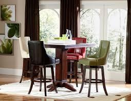 bar table dining set