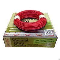 Электрический теплый пол <b>VARMEL MINI CABLE</b> 1680, цена в ...