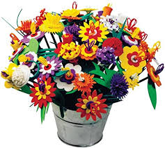 THE AMAZING <b>FLOWER</b> KIT: The <b>Happy Puzzle</b> Company: Amazon ...