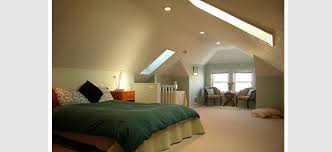 an attic attic lighting ideas