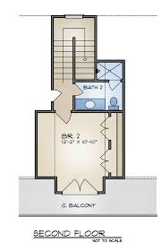 House Plan of the Week  Small Cottage Home   The House Designerssmall house plans  cottage house plans  vacation house plans
