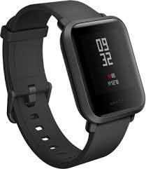 Купить <b>Умные часы Amazfit</b> Bip by Xiaomi Black по выгодной цене ...