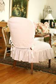 Dining Room Chair Slipcovers With Arms  Interiorfurnituredesign  6