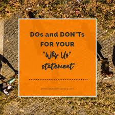 dos and don ts for your why us statement college essay guy dos and don ts for your why us statement