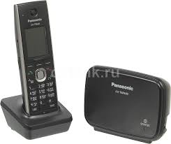 Купить <b>SIP телефон PANASONIC</b> KX-TGP600RUB в интернет ...