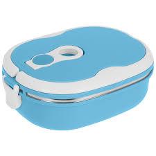 Термо <b>ланч</b>-<b>бокс</b> Bradex Bento, TK 0049, синий, 0,9 л — купить в ...