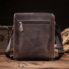 Online Shop Male Shoulder <b>Bag Genuine Leather</b> Crossbody <b>Bags</b> ...