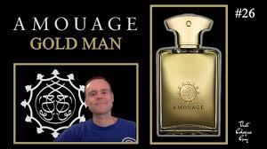 <b>Gold</b> Man by <b>Amouage</b> - Episode 26 - YouTube