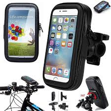 <b>Leehur</b> Bicycle <b>Phone</b> Holder Bag for 5 6.5 inch Bicycle Motorcycle ...