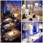 Dcoration mariage hiver - MARIAGE ORIGINAL DT COMPANY