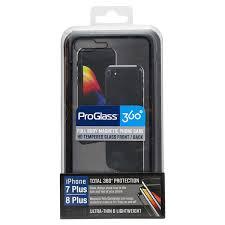 ProGlass <b>360 Magnetic</b> Protective Smartphone <b>Case</b> for iPhone 7 ...