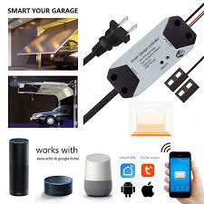 <b>SmartYIBA</b> Tuya APP WIFI Remote Garage Door Access with Alexa ...