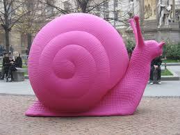 giant snail, rid of snails, slugs
