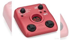Гитарный басовый <b>процессор эффектов zoom B1</b> + AD00 купить ...