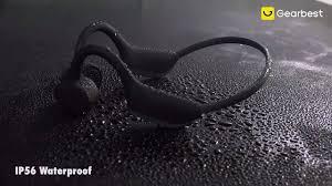 <b>Alfawise J20 Bone</b> Conduction Bluetooth 5.0 Headphones