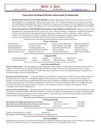 cover letter human resources resume summary of qualifications the most amazing human resources assistant resume sample cover letter hr executive sample full