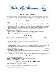 resume highlights