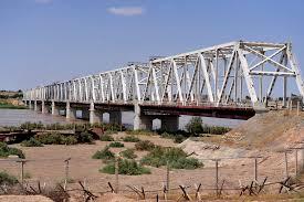 Pont de l'Amitié Afghanistan-Ouzbékistan