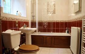 tile simple bathroom