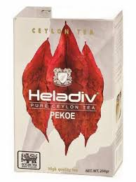 <b>Чай черный Heladiv</b> PEKOE 100 г – цена, описание, фото