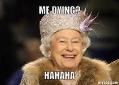 Queen Elizabeth is a Boss on Pinterest | Queen Elizabeth, The ... via Relatably.com