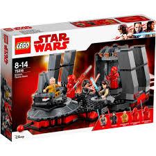 <b>Конструктор LEGO Star Wars</b> Тронный зал Сноука