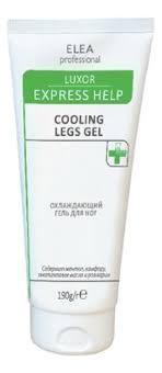 Купить охлаждающий <b>гель для</b> ног luxor express help cooling legs ...