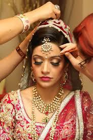 traditional indian bridal makeup source