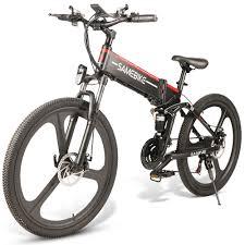 <b>Samebike LO26 Moped Electric</b> Bike Smart Folding Bike E-bike ...