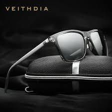 <b>VEITHDIA Unisex Retro Aluminum</b> TR90 Sunglasses Polarized ...
