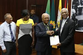 public service wage negotiations closer stabroek news chairman of the commission of inquiry coi into the public service harold lutchman