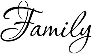 VWAQ Family Wall Quotes Decals Stickers Home ... - Amazon.com