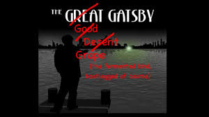 the great gatsby questionstake a look back at our video to help refresh your memories