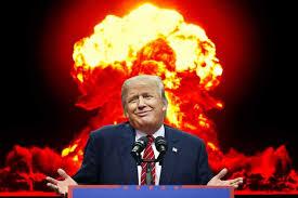 Resultado de imagen de El Nuevo Orden Mundial de Trump : Falsas banderas y golpe de estado al Donald